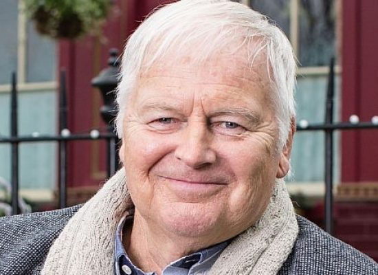 Ian Lavender reprises Derek Harkinson role in EastEnders