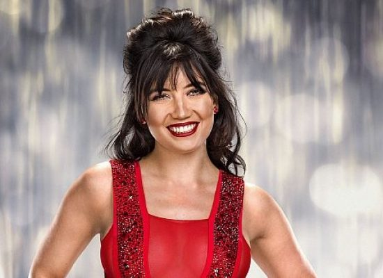 Daisy Lowe departs Strictly Come Dancing