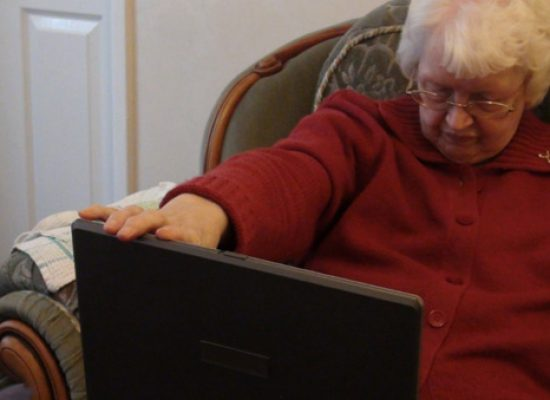 British seniors among 'most tech-savvy in the world' as online retailing in UK passes £130bn