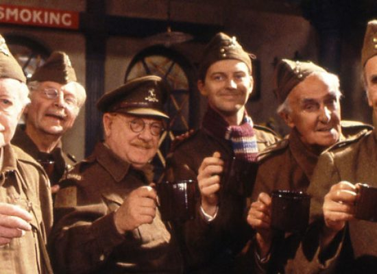 Dad's Army and Doctor Who endure as most memorable TV themes