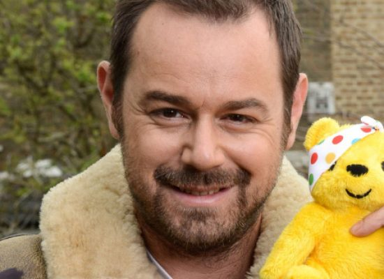 EyeSpy: EastEnders 'Top Gun' for Children In Need