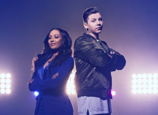 Mel B and Professor Green to host second series of Lip Sync Battle UK