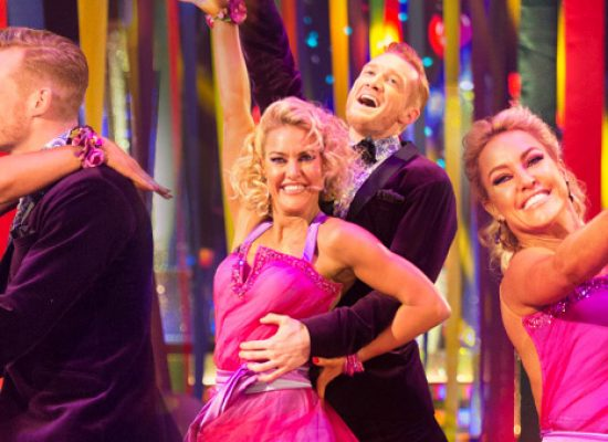 Greg Rutherford quicksteps out of Strictly at Blackpool