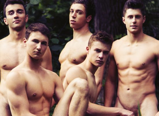Warwick Rowers reveal their 2017 naked calendar