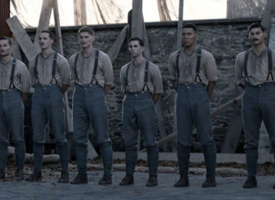 'Brutality of warfare' brought to screens by Balletboyz drama