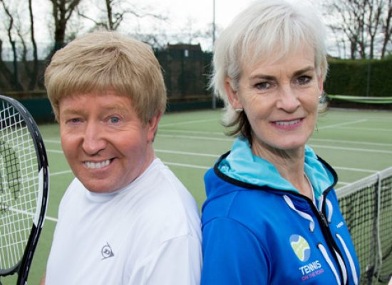 Judy Murray to guest on BBC Scotland's Only an Excuse?