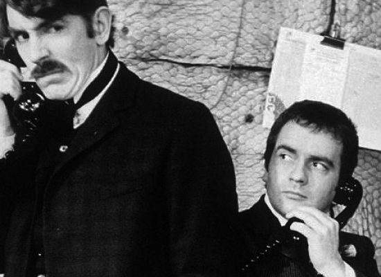 Peter Cook and Dudley Moore recovered footage to be screened on Channel 4