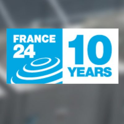 News channel France 24 prepares to celebrate 10th anniversary