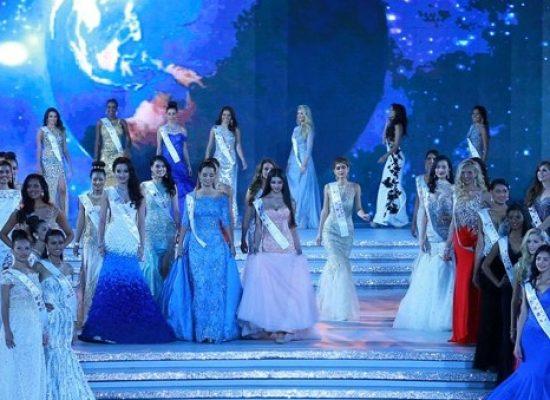 Miss World returns to UK screens on London Live