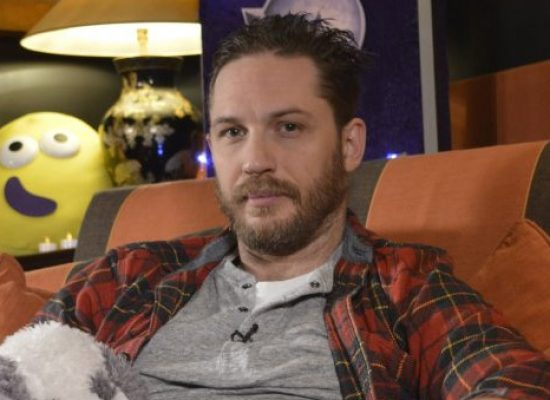 Tom Hardy heads to CBeebies