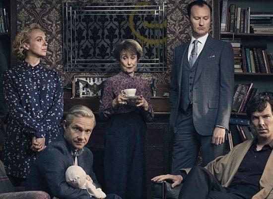 Sherlock: The Six Thatchers tops festive viewing