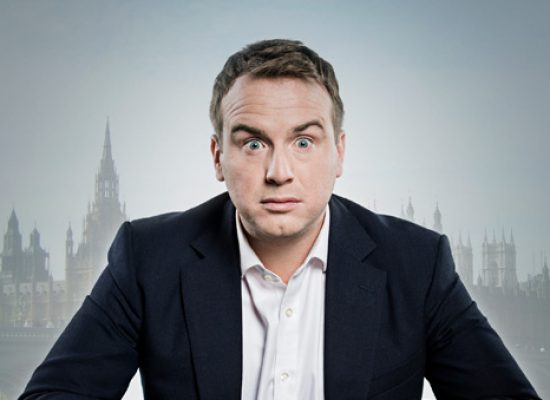 Matt Forde to make politics great again with further Dave series of Unspun
