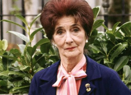 June was late to Cotton-on to EastEnders