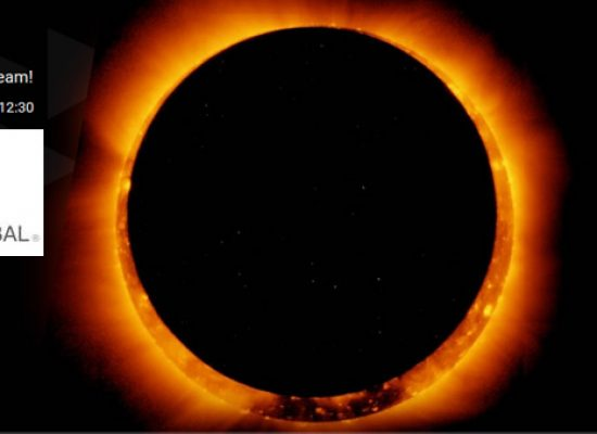 Liberty Global to live stream Solar Eclipse