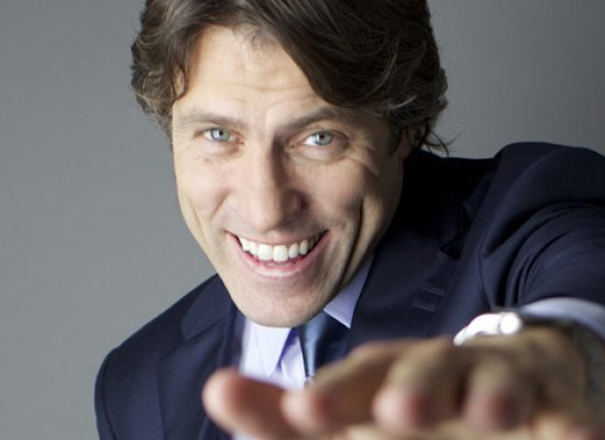 John Bishop joins the presenting line up for ITV's The Nightly Show