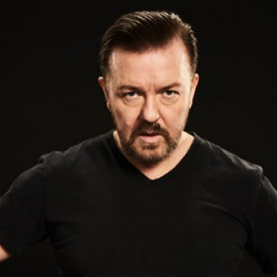 Ricky Gervais clamps down on ticket touts