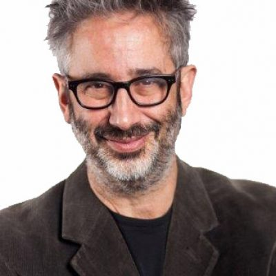 David Baddiel becomes Alzheimer's Society Ambassador