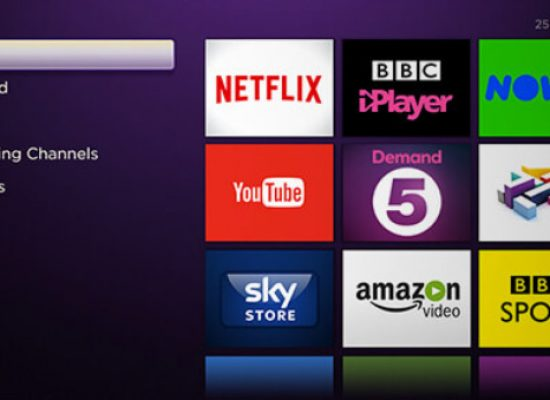 Roku celebrates billion monthly streaming hours