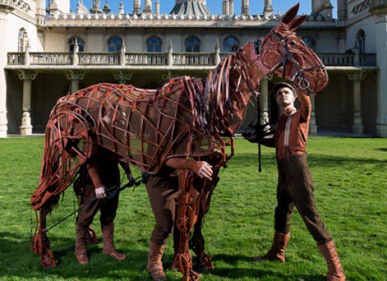 War Horse heads to Brighton