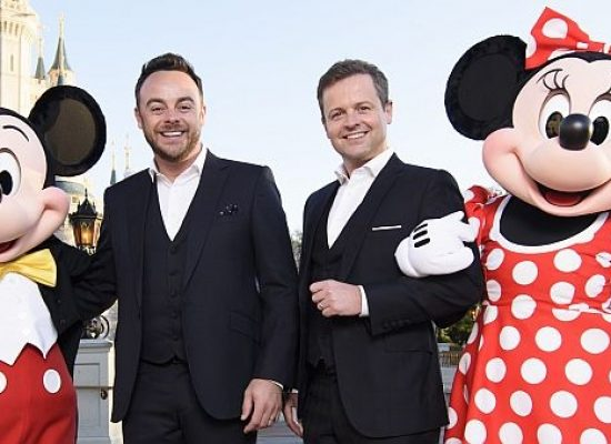 Saturday Night Takeaway to air live from Walt Disney World Resort in Florida