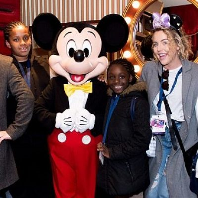 Alesha Dixon, Stacey Solomon, Joe Swash and Louie Spence give deserving youngsters a Disney day to remember