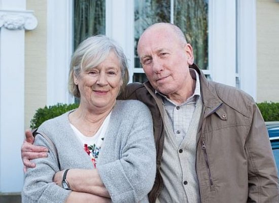 EastEnders welcomes Maggie Steed and Christopher Timothy to its cast