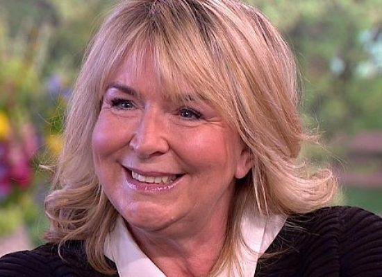Fern Britton returns to This Morning studios