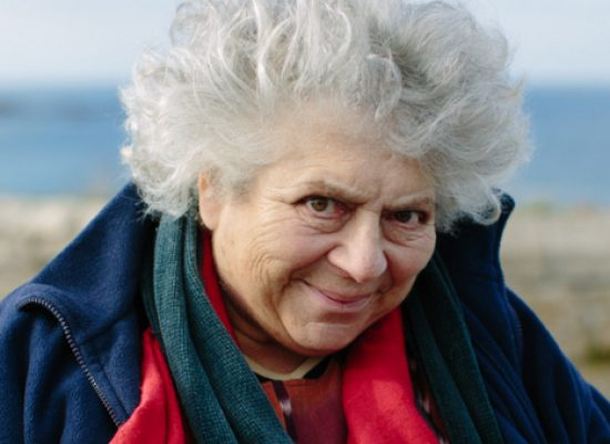 Miriam Margolyes is the first to take the Tate Britain Great British Walk with Sky Arts