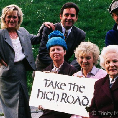 Take the High Road won't be restarted for STV2 launch