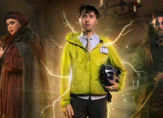 James Buckley to return with Zapped