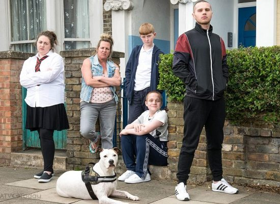 Lorraine Stanley leads cast of new EastEnders family, The Taylors