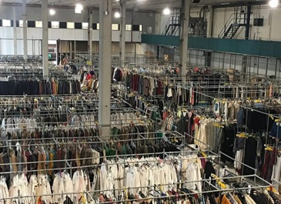 Bristol Costume Services and MRU Services find new home at The Bottle Yard Studios