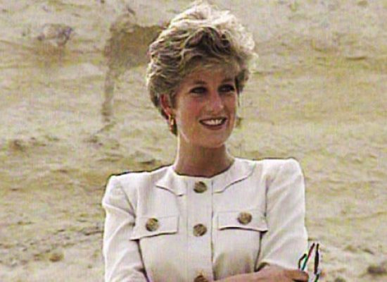 Channel 5 to mark 20th anniversary of Diana, Princess of Wales' death with feature length documentary
