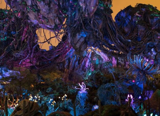 Disney launches Pandora – The World of Avatar