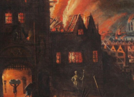 Three part series on The Great Fire of London to air on Channel 5