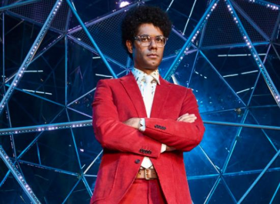 Channel 4 reveal the new look Crystal Maze with Richard Ayoade