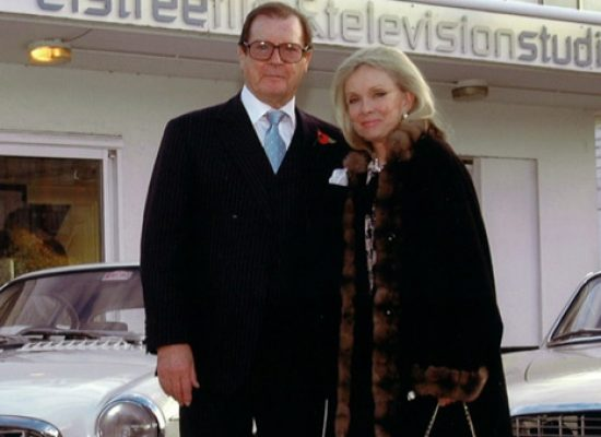 Elstree Studios remember Sir Roger Moore