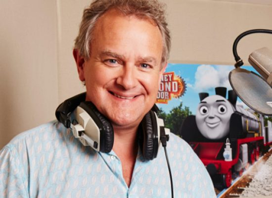 Hugh Bonneville 'delighted' with Thomas the Tank Engine role