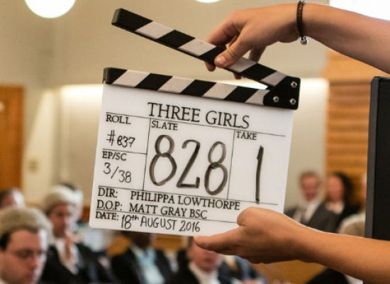 Three Girls drama is the latest to be produced at The Bottle Yard Studios