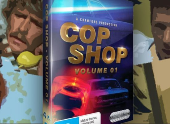 Cop Shop comes to DVD