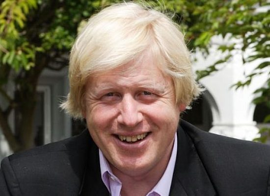 Mayor of London, Boris Johnson, cameos in EastEnders