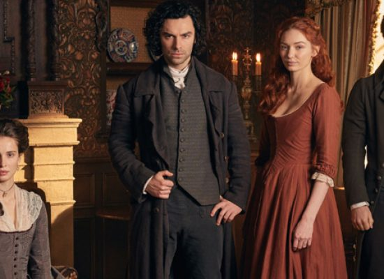 A look behind the scenes of Poldark series three at the Bottle Yard Studios
