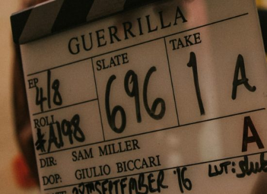 Guerrilla to be released on DVD later this month