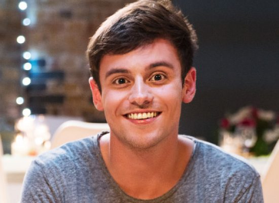 Tom Daley heads campaign for more friends and family time