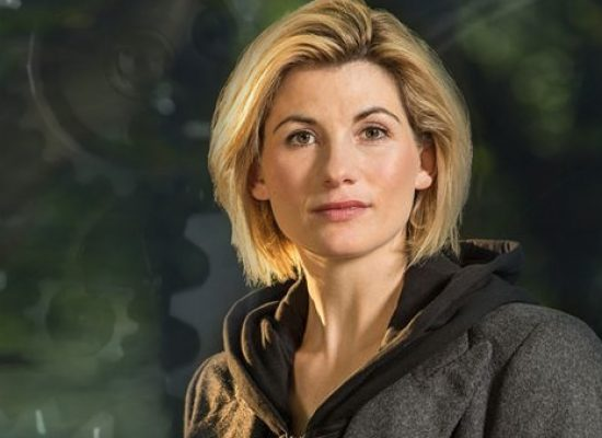Jodie Whittaker revealed as the 13th Doctor in Doctor Who