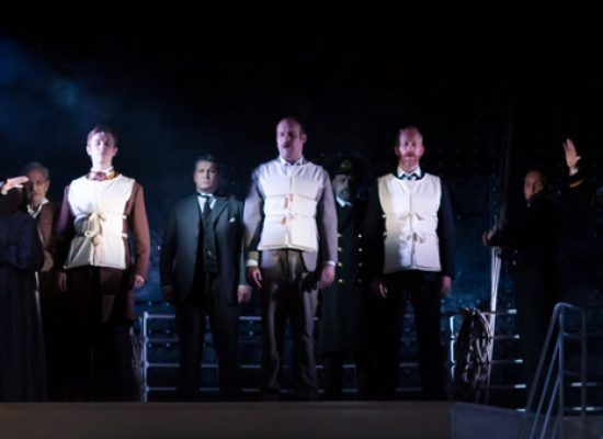 Titanic The Musical to launch UK tour in Southampton