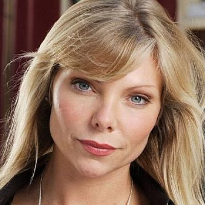 Samantha Womack and Oliver Farnworth star in The Girl on the Train