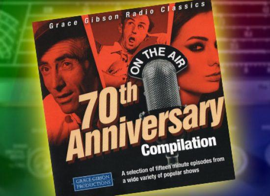 Classic Portia Manning Radio Serials on CD