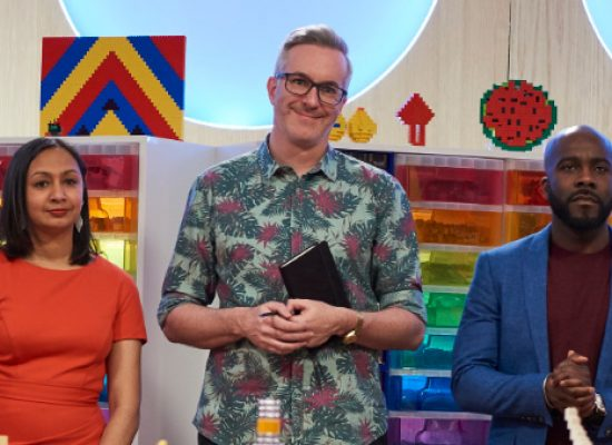 Telly Today: Golf, Lego and the West Midland Ambulance Service