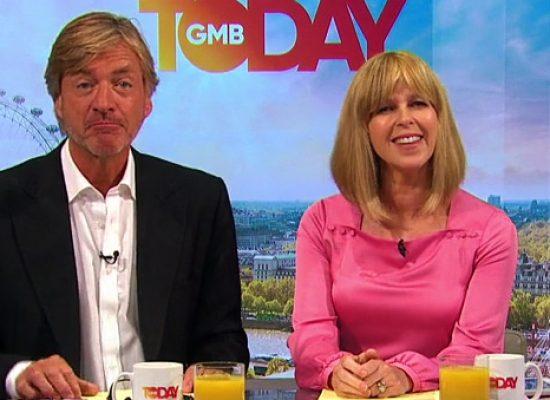 News in Brief: GMB, BBC Scotland, CBB and Queen